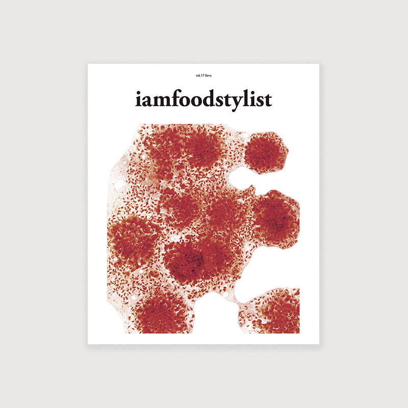 iamfoodstylist vol.17 berry