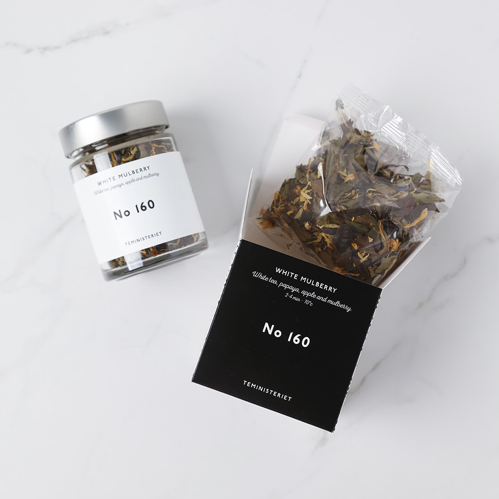 No 160 WHITE TEA MULBERRY
