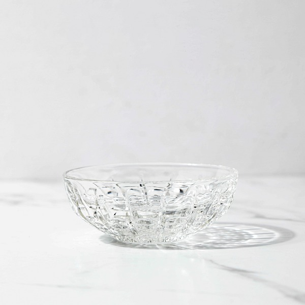 Crystal Sauce Bowl